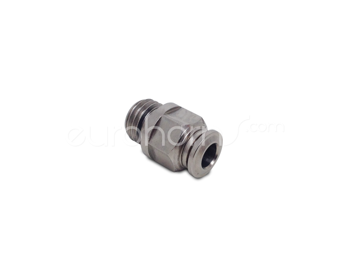6mm M12x1.5 straight coupling (EU)