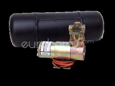 Hadley 12v Air Set H02014A Compressor and Tank