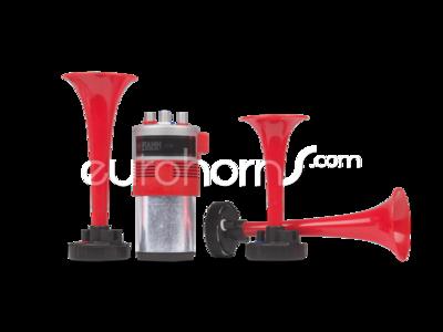 Fiamm Tour Horn 12v Mt3i cycling air horn set