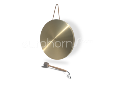 brass gong 500mm diameter